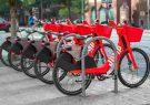 اجرای طرح دوچرخه های اشتراکی در شهر رشت/اسکوترهای برقی به پیاده راه رشت می آیند