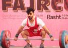 تکلیف مدال های دسته سبک وزن مسابقات بینالمللی وزنهبرداری جام نامجو مشخص شد