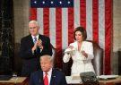 ترامپ دست نداد؛پلوسی متن سخنرانی اش را پاره کرد/رئیس جمهور آمریکا:نیروهای خود را به خانه برمی گردانیم