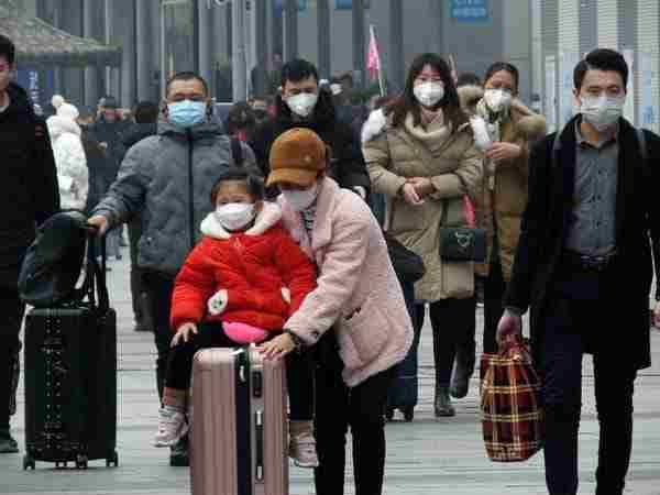 مرکز شیوع کروناویروس در چین از قرنطینه خارج می شود