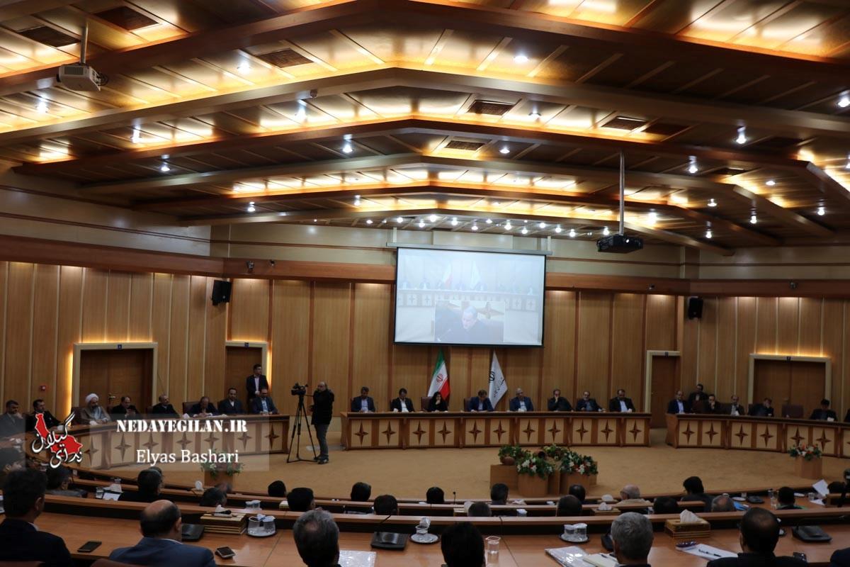 گزارش تصویری جلسه شورای اداری استان گیلان با محور انتخابات