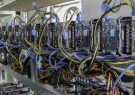 کشف ۲۶ دستگاه استخراج ارز دیجیتال در یک مرغداری در فومن