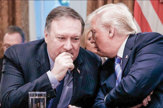 طرح ترامپ برای جلوگیری همیشگی از لغو تحریم های ایران در صورت شکست در انتخابات!
