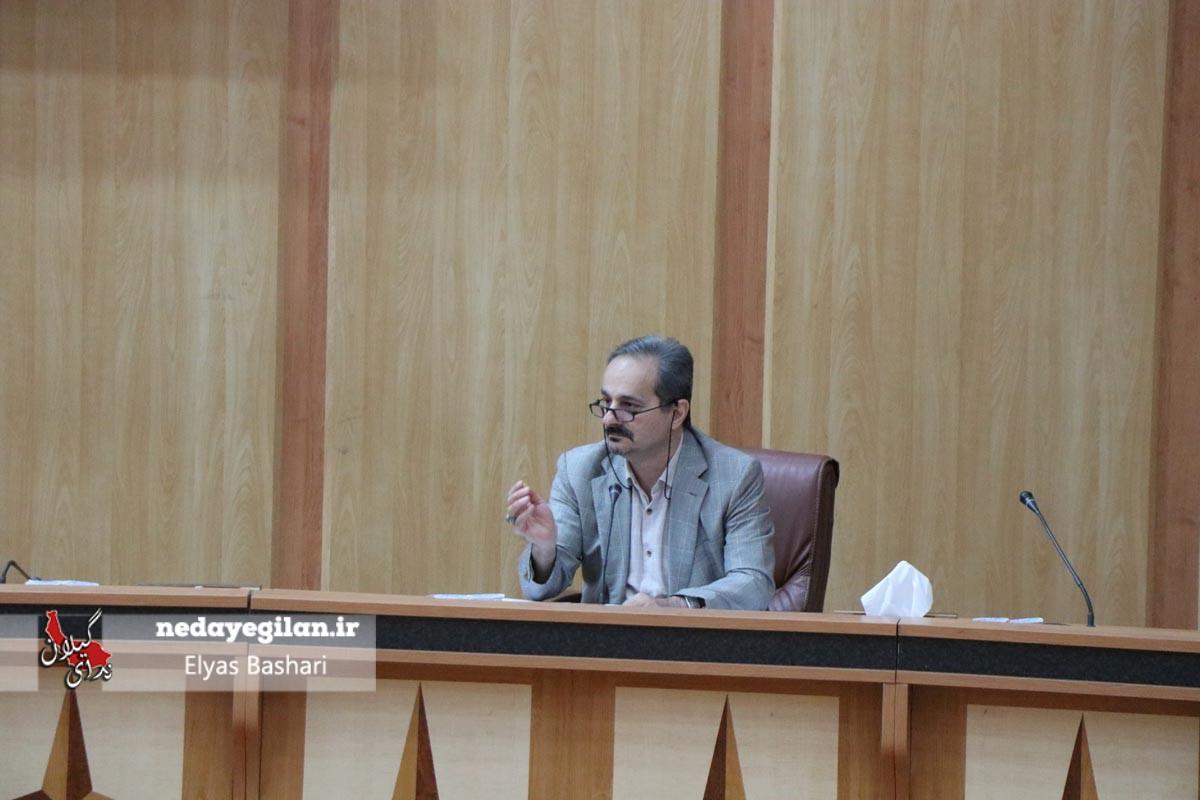 تصویب ۴۱ پروژه اقتصاد مقاومتی و ۹۲ پروژه جهش تولید استان گیلان