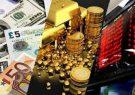 سقوط آزاد سهام در بورس/دلار  در نزدیکی ۱۷ هزار تومان ایستاد/سکه ۳۰۰ هزارتومان گرانتر شد/طلا ۷۱۸ تومانی شد