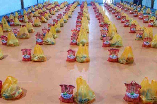 ۴۰۶ بسته کمک معیشتی بین نیازمندان فومن توزیع شد