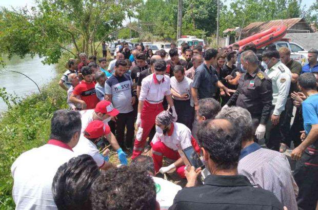کشف جسد جوان غرق شده در سد سنگر پس از ۵ روز/جسد نوجوان ۱۴ ساله هنوز مفقود است