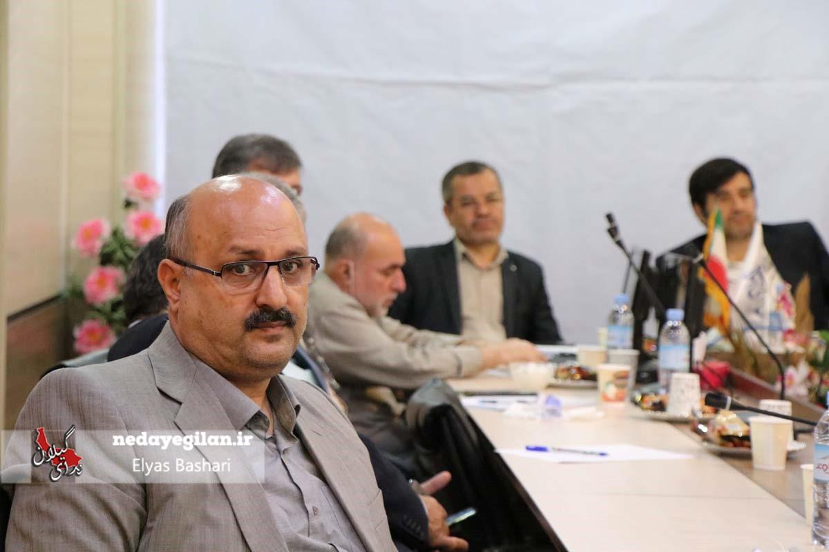 تنش سیاسی بین نماینده لنگرود و املش برای جداسازی لات لیل/محمدنژاد:صفری نباید بدون هماهنگی با من مطالب را عنوان می کرد؛جبران می کند!