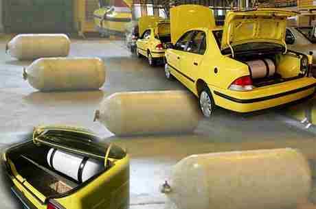 تداوم طرح رایگان دوگانه سوز کردن خودروها در گیلان