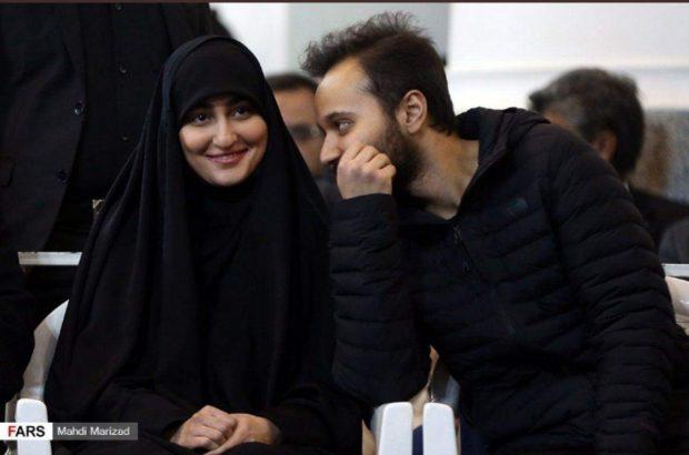 دختر سردار سلیمانی عروس معاون اجرایی حزب الله شد