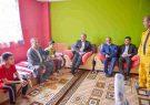 بازدید مدیرعامل سازمان منطقه آزاد انزلی از موسسه خیره سبزاندیشان وطن