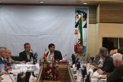 گزارش تصویری نشست مشترک سازمان مدیریت و برنامه ریزی گیلان و مجمع نمایندگان استان