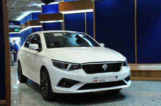 برنامه پیش فروش K۱۳۲ و ۸ محصول دیگر ایران خودرو اعلام شد +جزئیات