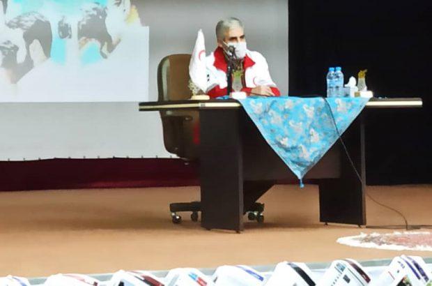 برگزاری آموزش همگانی خانه های هلال در ۷ شهرستان گیلان