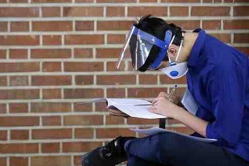 ۱۹ هزار گیلانی در کنکور کارشناسی ارشد شرکت می کنند/ورود بدون ماسک به حوزه امتحانی ممنوع است