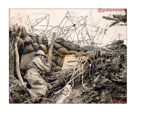 ندای گیلان:سهمگینترین جنگ تاریخ بشر با یک میلیون قربانی کدام نبرد بود؟