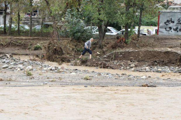 به ۲۴۰ خانه روستایی در سیل تالش خسارت وارد شد