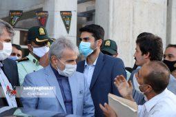 گزارش تصویری متن و حاشیه سفر سه روزه دکتر محمدباقر نوبخت به گیلان