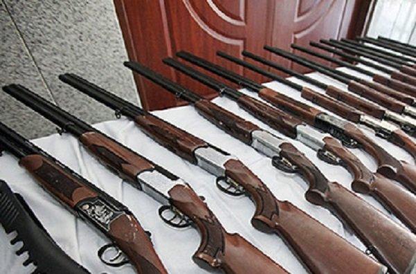 هیچ مجوزی برای شکار در گیلان صادر نشده است/۱۲۰ قبضه سلاح در استان کشف و ضبط شد