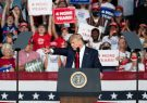 ژست قهرمان کرونایی ترامپ و پیشتازی بایدن در نظرسنجی ها/آیا آرای الکترال ترامپ را تا ۲۰۲۴ حفظ می کند؟