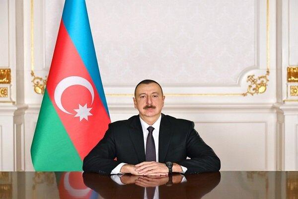 رئیس جمهور آذربایجان از ایران تشکر کرد/علی اف: ایران مرزهایش را بر روی ارمنستان بسته است