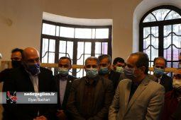 گزارش تصویری افتتاح موزه شهرستان رودبار