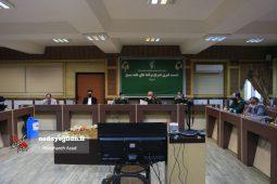 گزارش تصویری نشست خبری تشریح برنامه های هفته بسیج در استان گیلان
