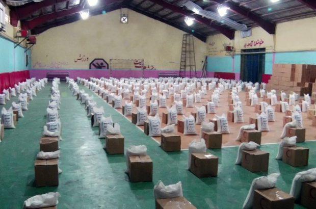بیش از ۲۲۰۰ بسته کمک معیشتی به آسیب دیدگان کرونا در گیلان توزیع می شود