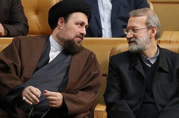سید حسن خمینی یا علی لاریجانی/دوگانه اصلاح طلبان و میانه روها بر سر گزینه های انتخاباتی