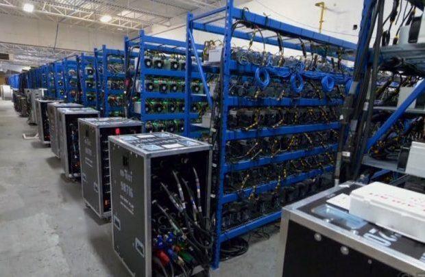 ۱۸۰۰ دستگاه استخراج ارز دیجیتال در رشت کشف شد
