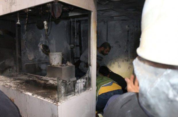 جزئیات آتش سوزی در راسته زرگران بازار شهر رشت/کارگاه طلاسازی دچار حریق شد