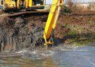 لایروبی ۵۰ درصدی مهمترین نهر آبرسانی کشاورزی در لاهیجان