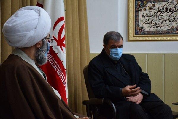 دعاگوی شما که همواره در مسیر انقلاب اسلامی بودهاید هستیم/هنوز ناگفتههای بسیاری از سردار شهید سلیمانی وجود دارد