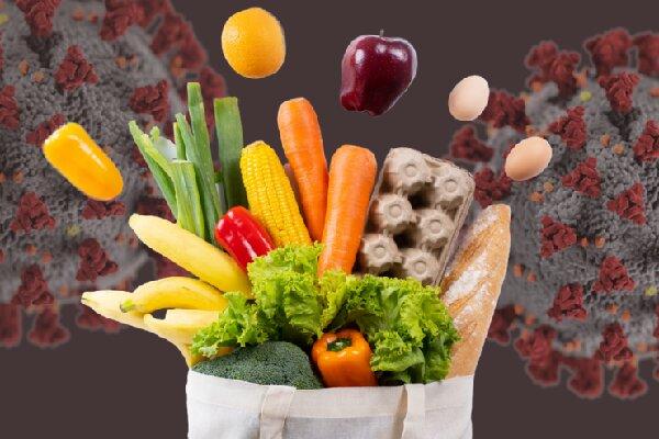 مردم به شایعات تغذیهای پیشگیری از کرونا توجه نکنند