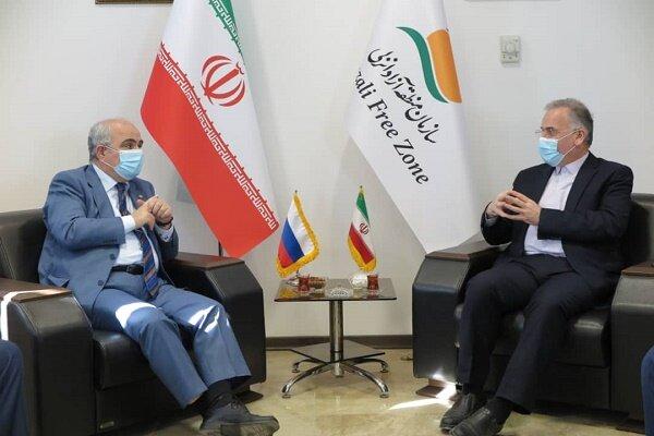 منطقه آزاد انزلی در آینده روابط ایران و اوراسیا از جایگاه محوری برخوردار خواهد بود