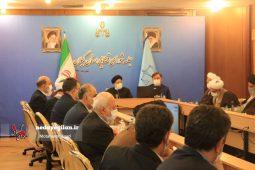 گزارش تصویری جلسه شورای قضایی استان گیلان با حضور آیت الله رئیسی