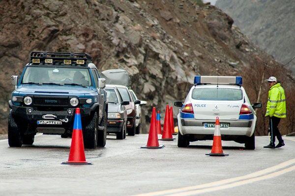 ادامه ممنوعیت تردد در جاده های گیلان تا ۵ شهریور/از ورود ۲۳ هزار خودروی غیربومی به گیلان جلوگیری شد