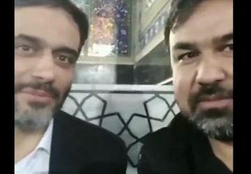 سردار سعید محمد رسما اعلام نامزدی کرد+فیلم