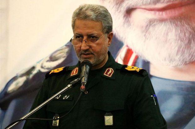 پیام تسلیت رئیس آموزش و پرورش شهرستان خمام در پی عروج ملکوتی سردار حق بین