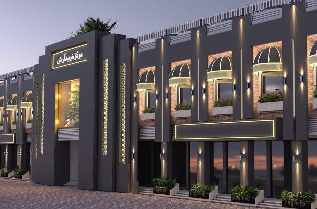 افتتاح فاز اول مدرنترین مرکز خرید گیلان در تیر ماه سال جاری/ ارائه خدماتی نوین با کیفیت و قیمت مناسب