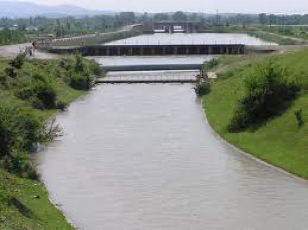 آبگذاری کانالهای آبیاری کشاورزی کاهش می یابد