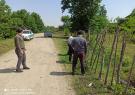 آزاد سازی بیش از یک هکتار از اراضی بستر رودخانه شمرود