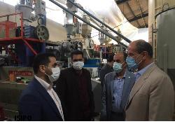 تولید کنندگانی که با همه دغدغه ها بخاطر اشتغال و کشور به تولید ادامه می دهند قابل احترام و حمایت هستند