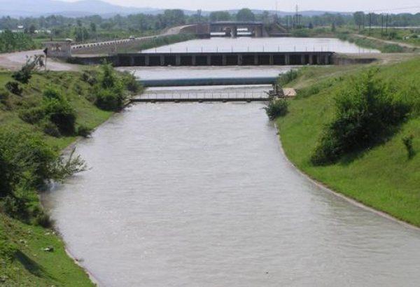 قطع آب کشاورزی اراضی شالیزاری مناطق مرکزی گیلان