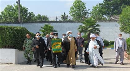 ۱۳ زندانی از زندان لاکان آزاد شدند