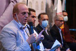 گزارش تصویری استقبال کم نظیر رشتوندان از کاندیداتوری مهندس امید حبیبی