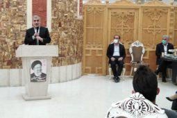 گزارش تصویری  دیدار دکتر نیکزاد رئیس ستاد آیت الله رئیسی با تولیدکنندگان و فعالان ستادی گیلان