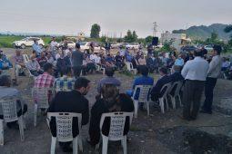 استقبال باشکوه مردم خطبه سرا و حویق تالش در حمایت از آیت الله رئیسی در زادگاه دکتر دوستار
