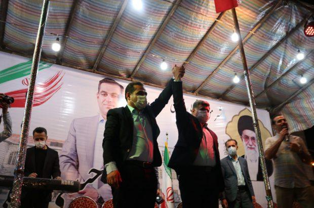 اتحاد مهندس امید حبیبی و مجید عزیزی در اتتخابات شورای شهر رشت