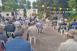 گردهمایی جهادگران حامی آیت الله رئیسی با سخنرانی دکتر محمد دوستار در رشت